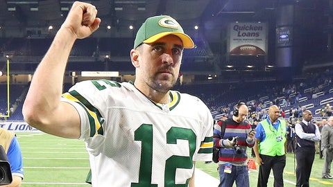 Green Bay Packers: A-
