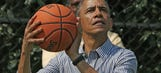 President Obama hit two game–winning shots on Election Day 2016