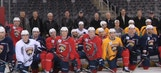 Florida Panthers' father-son trip a great bonding experience