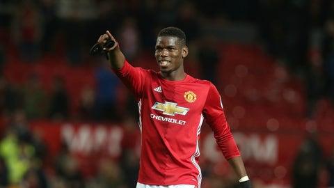 CM: Paul Pogba (Manchester United)