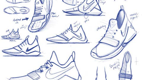 Designer Tony Hardman began sketching ideas for the PG1 almost two years ago