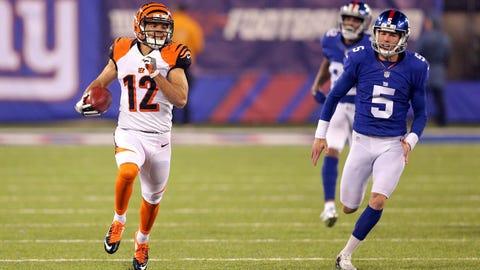 Alex Erickson, Cincinnati Bengals