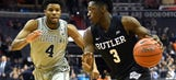 Butler continues dominant run, beats Georgetown 85-76 in OT