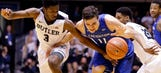 Bulldogs fall at home again, lose to Creighton 76-67