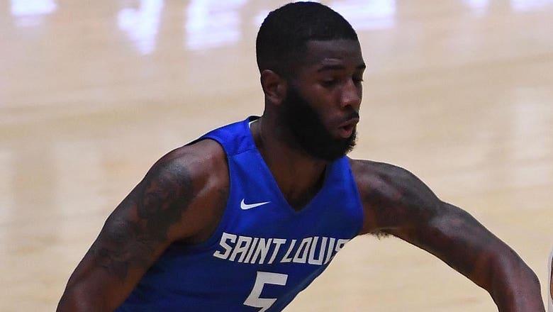 Roby, Crawford star as SLU defeats Duquesne 87-81