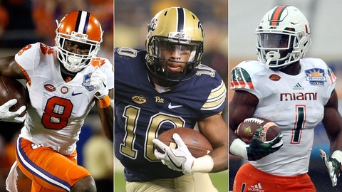 Next Man Up: 7 potential breakout candidates for ACC's 2017 season