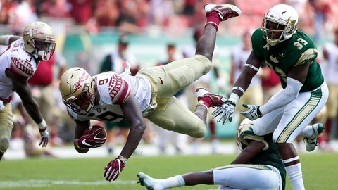 Jacques Patrick & Co., Florida State running backs