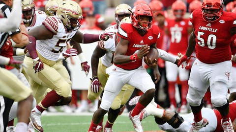 Sept. 21: Louisville at Florida State