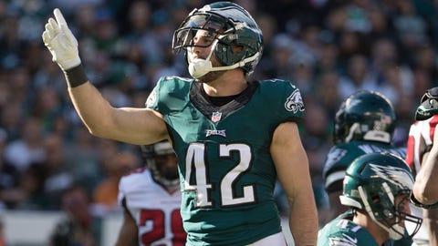 Chris Maragos, Philadelphia Eagles
