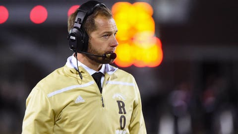 P.J. Fleck, Western Michigan