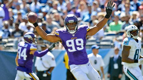Breakout Star, Defense: Danielle Hunter