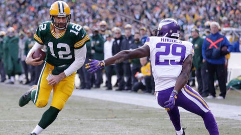 Low Point: The 38-25 loss to Green Bay in Week 16