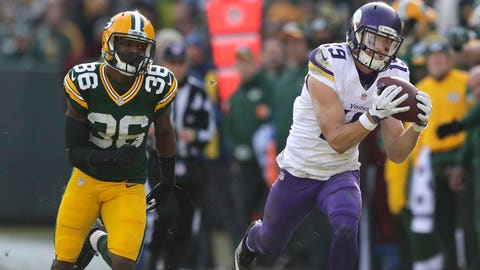 Breakout Star, Offense: Adam Thielen