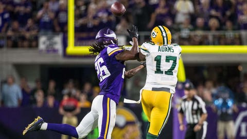Play of the Year: Trae Waynes' game-winning interception in Week 2