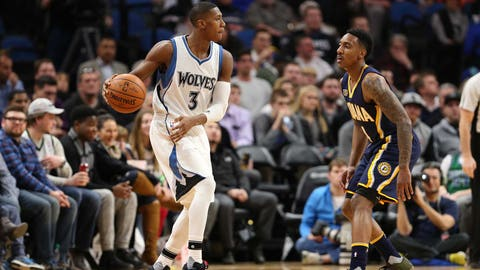 With Ricky Rubio still on the roster, will Kris Dunn get more playing time?