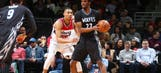 Wiggins shines, but Wolves lose in DC