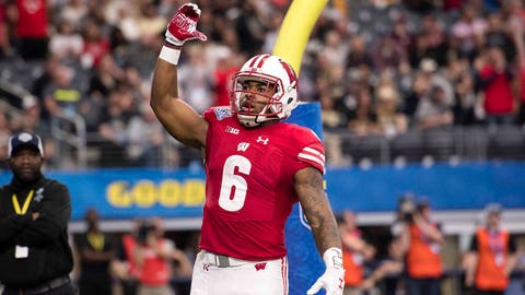 Corey Clement, RB, Wisconsin
