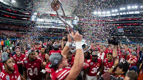 NCAA Football: Cotton Bowl-Wisconsin vs Western Michigan