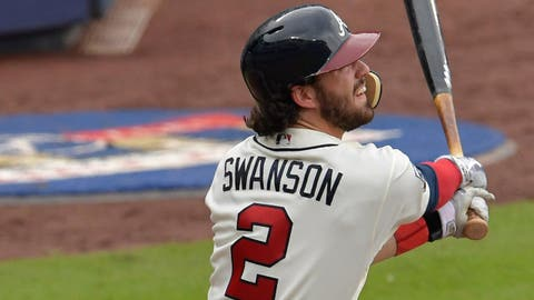 2. What can hitting second mean to Swanson's production?