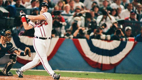Braves Stunned In 1996 World Series