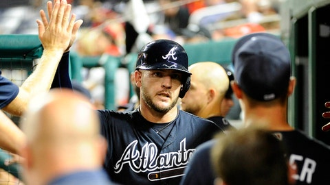 Can Braves catchers replicate second-half offensive surge?