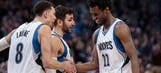 Timberwolves rank among NBA's best in margin of victory