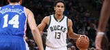 Bucks rookie Brogdon thriving at both ends of the floor