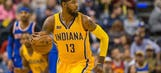 Paul George looking forward to Pacers' trip to London