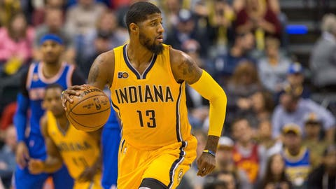 Indiana Pacers: Paul George