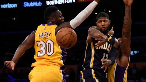 PG to Lakers? Not so fast