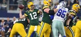 Packers offensive line aims to block 'to infinity' for Rodgers