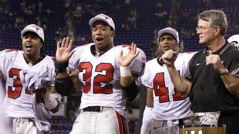 Falcons Fall in Super Bowl XXXII