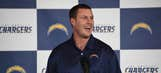 Chargers feel welcomed at LA ceremony