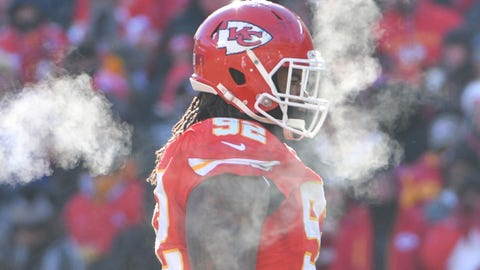 Defensive tackle: Dontari Poe, Chiefs