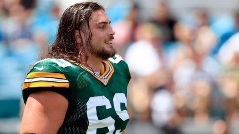 David Bakhtiari, LT, Packers