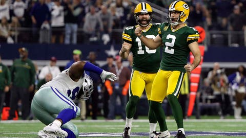 Special Teams Player of the Year: Mason Crosby