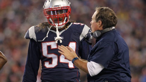 Inside linebacker: Dont'a Hightower, Patriots