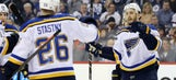 Shattenkirk says goaltending isn't to blame for Blues' issues