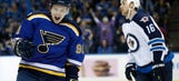 Blues want to keep foot on the gas against Jets