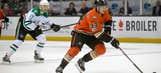 Gibson, Silfverberg lead Ducks to 2-0 win over Stars
