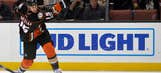Streaking Ducks take on NHL's worst team in Avalanche