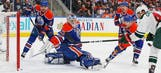 Wild sweep season series with 5-2 win over Oilers