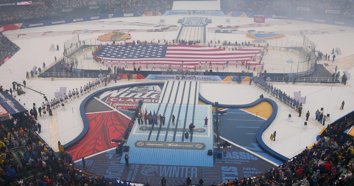 NHL cancels 2021 Blues-Wild Winter Classic, All-Star Weekend