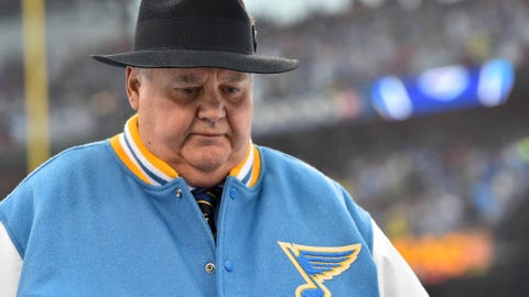Coach Ken Hitchcock