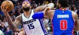 Pistons suffer fourth-quarter collapse in Sacramento