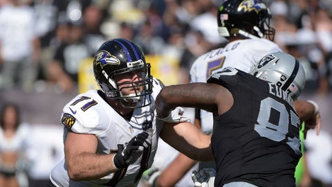 Rick Wagner, Baltimore Ravens