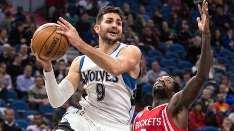 Minnesota Timberwolves: Ricky Rubio