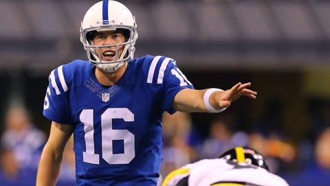 Scott Tolzien, Indianapolis Colts