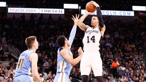 San Antonio Spurs: Danny Green