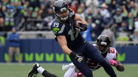 Tanner McEvoy, Seattle Seahawks